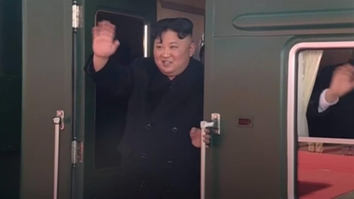 金正恩新南向 搭火車赴越南狂奔4500公里3原因曝光