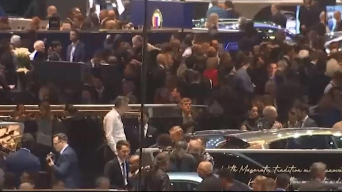 日內瓦車展明開幕 各家廠牌推電動車款