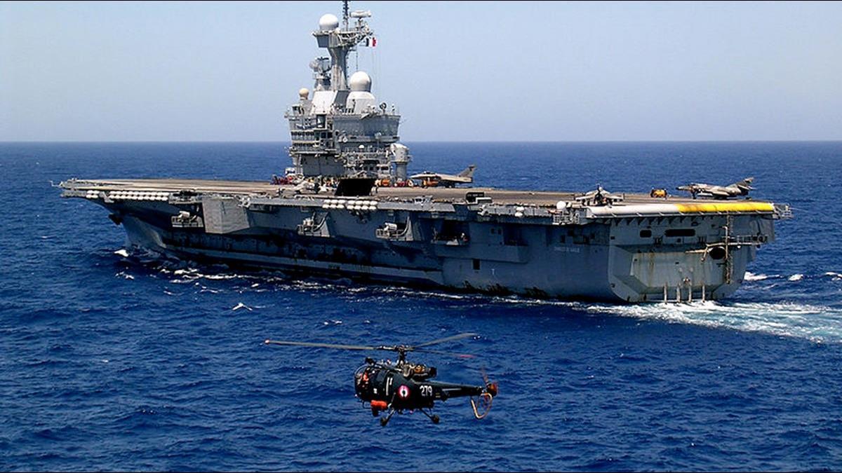 擁核動力航母、300枚核武!這國號稱隱形擁核強國