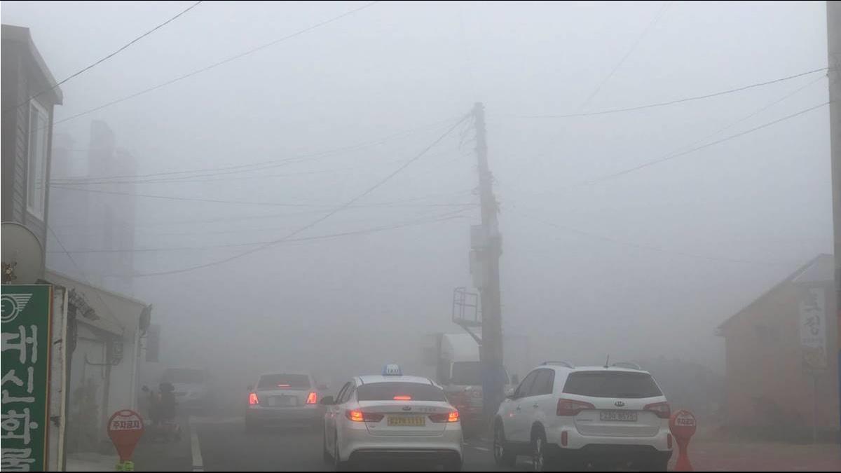 文在寅批「陸外送霧霾至韓國」陸回敬10字撇責任