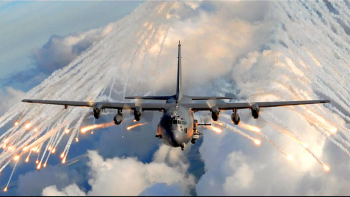精確度如外科手術!美軍接收升級版AC-130J砲艇機