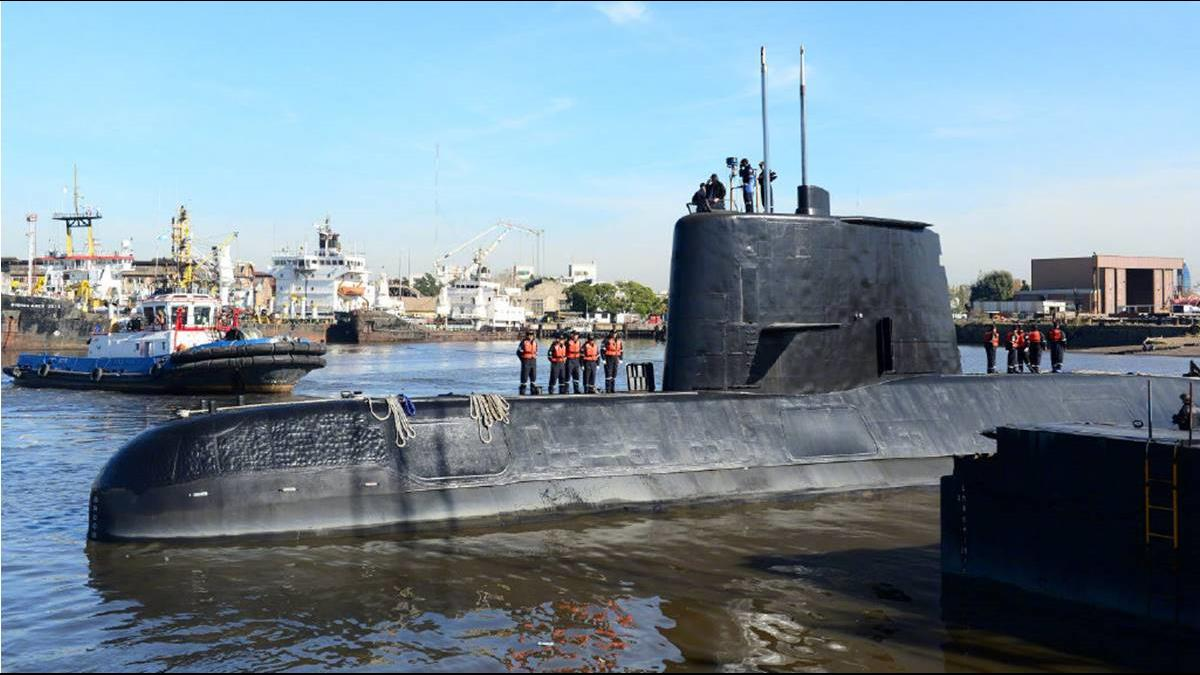阿根廷潛艦傳遭「雄風」擊毀?國防部這樣說