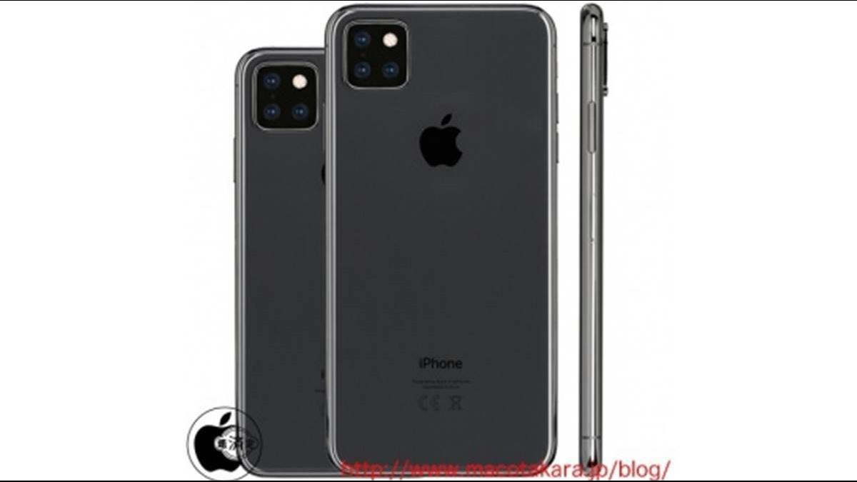 賈伯斯哭哭?蘋果3鏡頭新iPhone曝光 遭批有夠醜