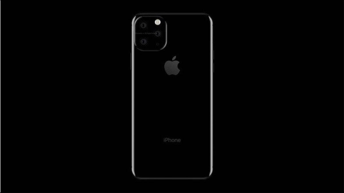 新三鏡頭iPhone曝光 網酸:史上最醜