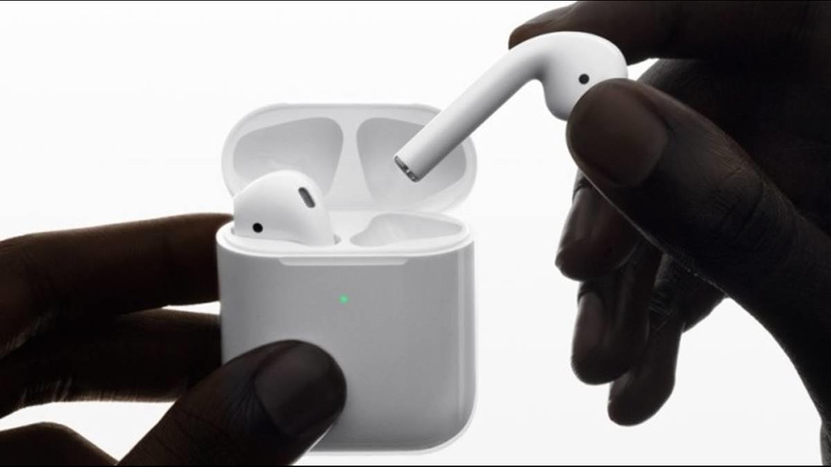 沒有質感黑!蘋果悄上架AirPods 2支援無線充電