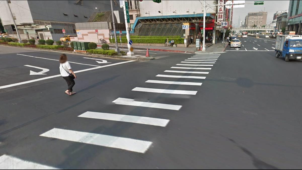 道路設計狀況多?6都擬退縮斑馬線5公尺加設庇護島