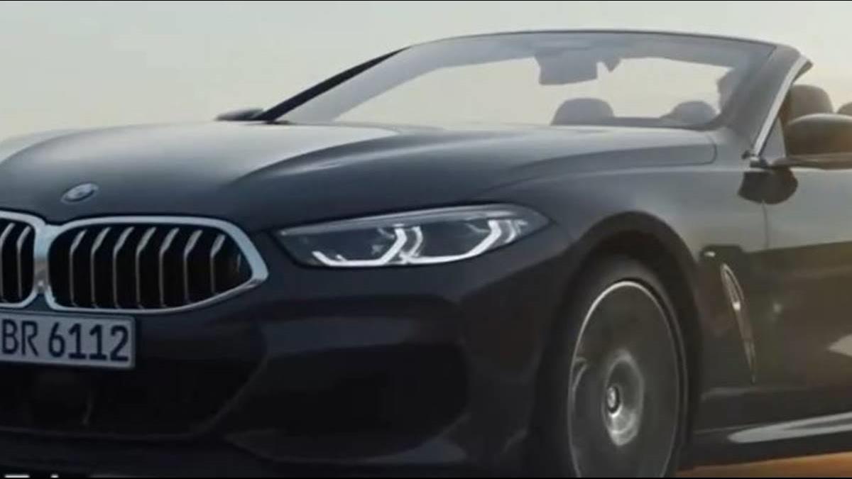 BMW睽違20年推8系列 尬麥拉倫透明車頂