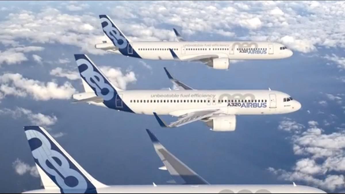 波音再受挫!空巴獲陸1兆元訂單購入300架飛機