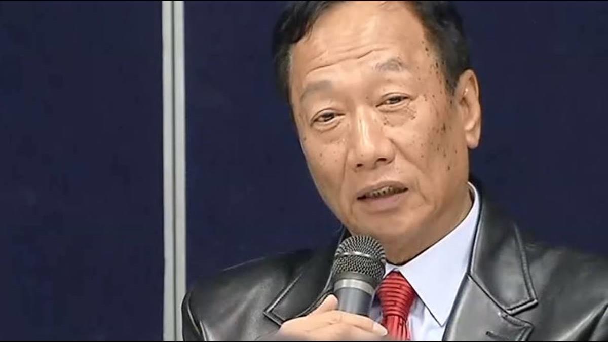 郭董被拱選2020 鴻海衝破年線收復80元大關