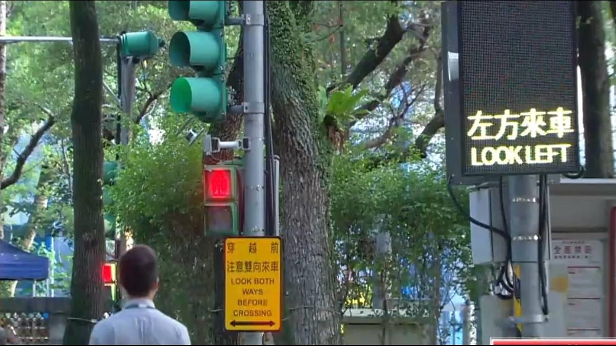 上帝視角安全警示! 五都陸續裝設「智慧道路」