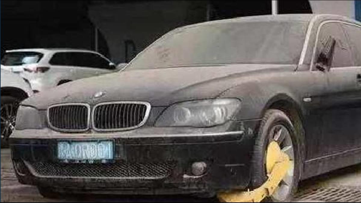 BMW 7系列13.7萬無人敢買?停車場出招慘被噓爆