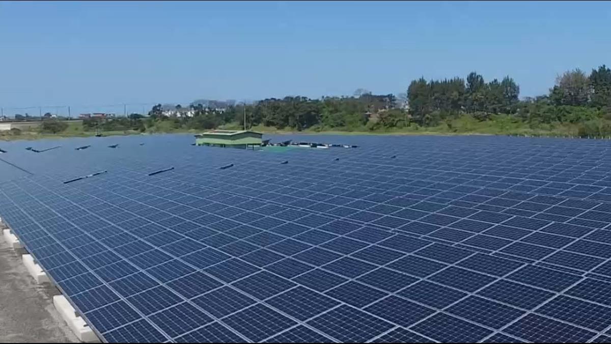 再生能源2025達27GW 陳立誠批:沒風、地又狹