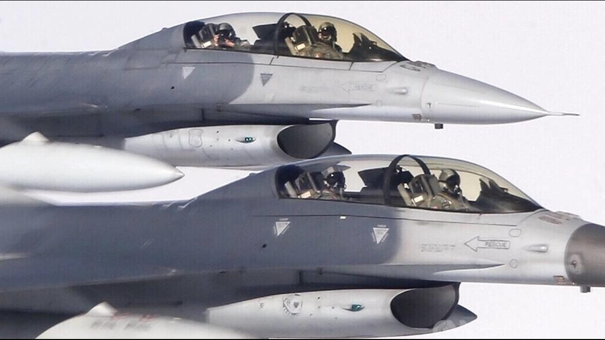 美批准154億對台軍售!延續提供F-16培訓與後勤