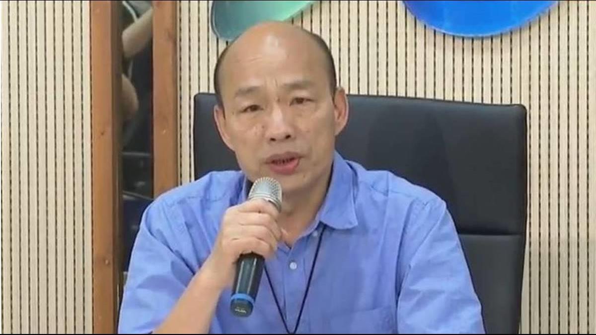 公布收捐款1.29億!韓國瑜:蔡正元欠我一個道歉