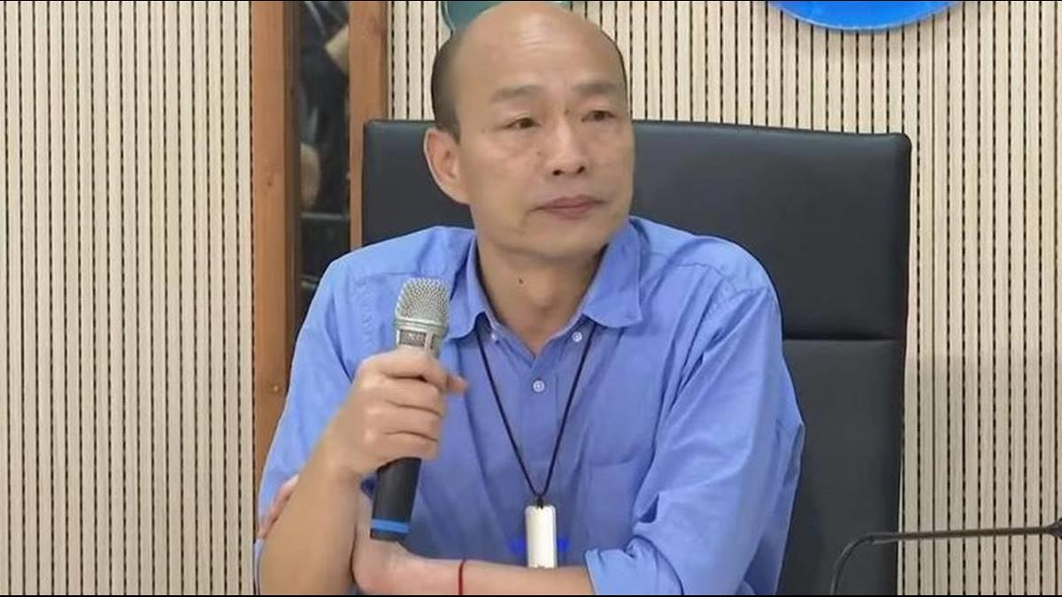 韓國瑜4千萬捐款說遭戳破!蔡正元道歉改支持
