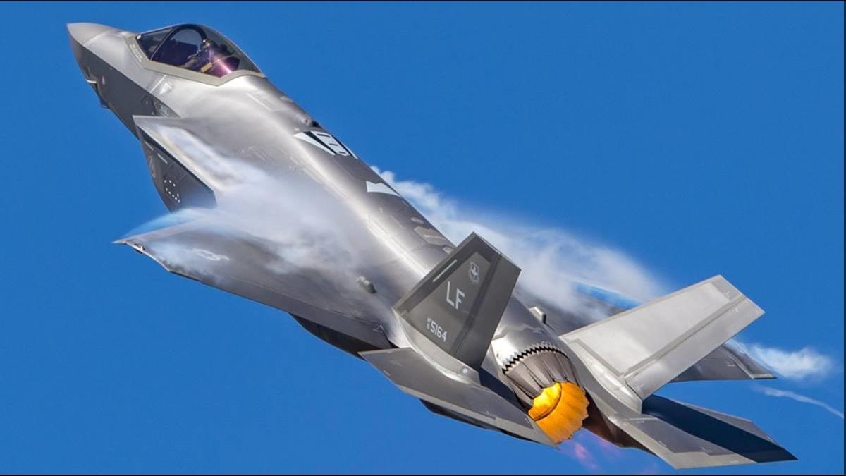 破解美軍黑科技鬧笑話?打撈失事F-35支援船竟是大陸製