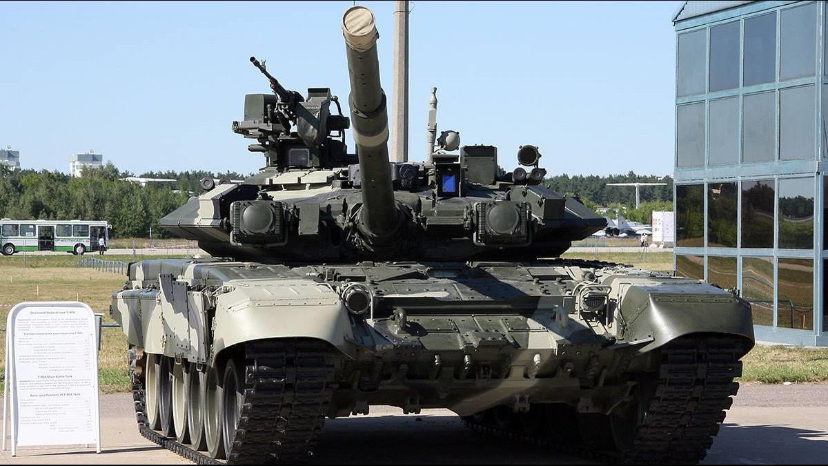 震懾巴基斯坦!印度豪砸599億引進464輛T-90戰車