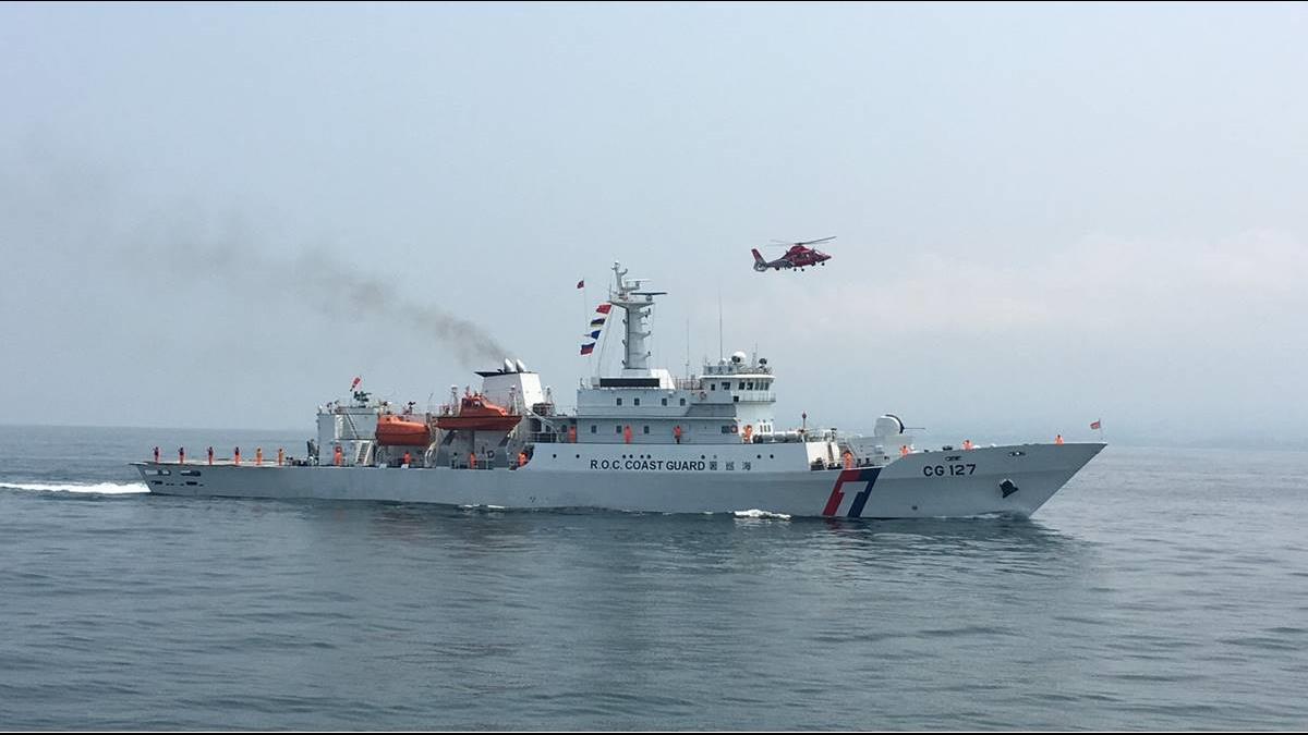 射程10公里!海巡艦「鎮海火箭彈」取代主砲40砲