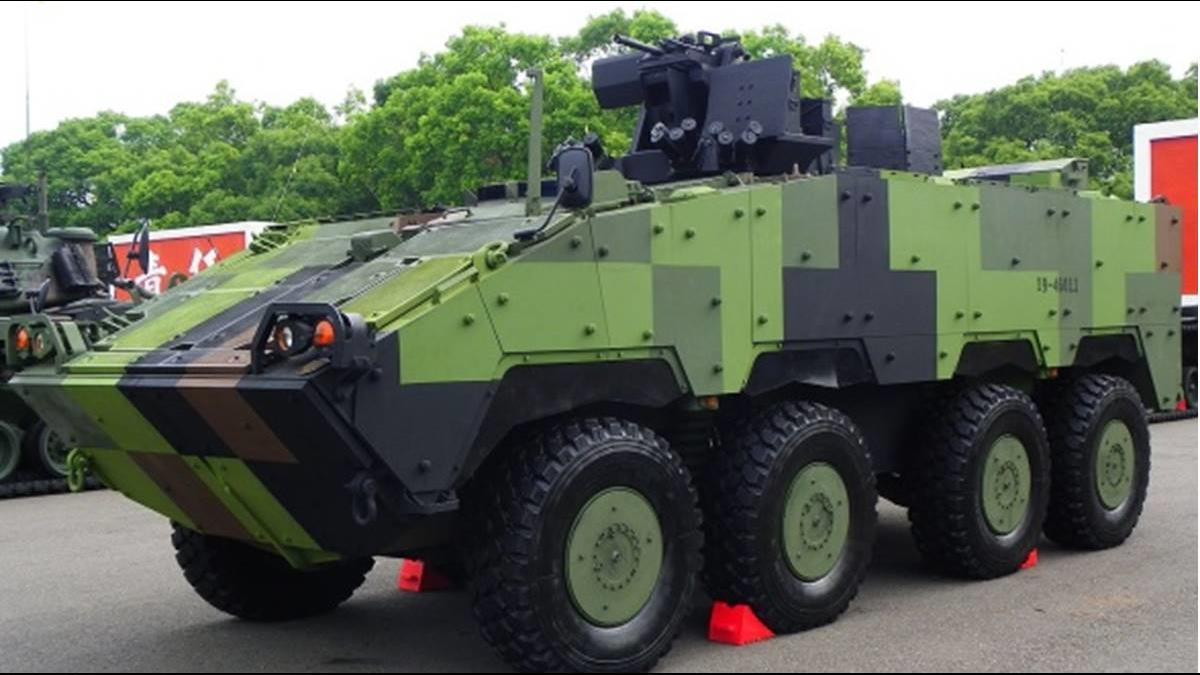 台海敏感?我砸34億向美購40萬發穿甲彈裝雲豹車