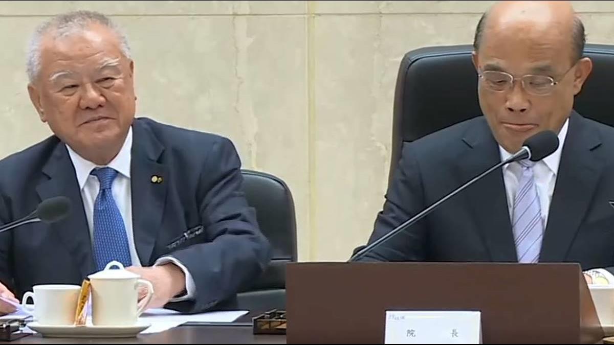 蘇貞昌取消印花稅 六都反對:中央需補缺口