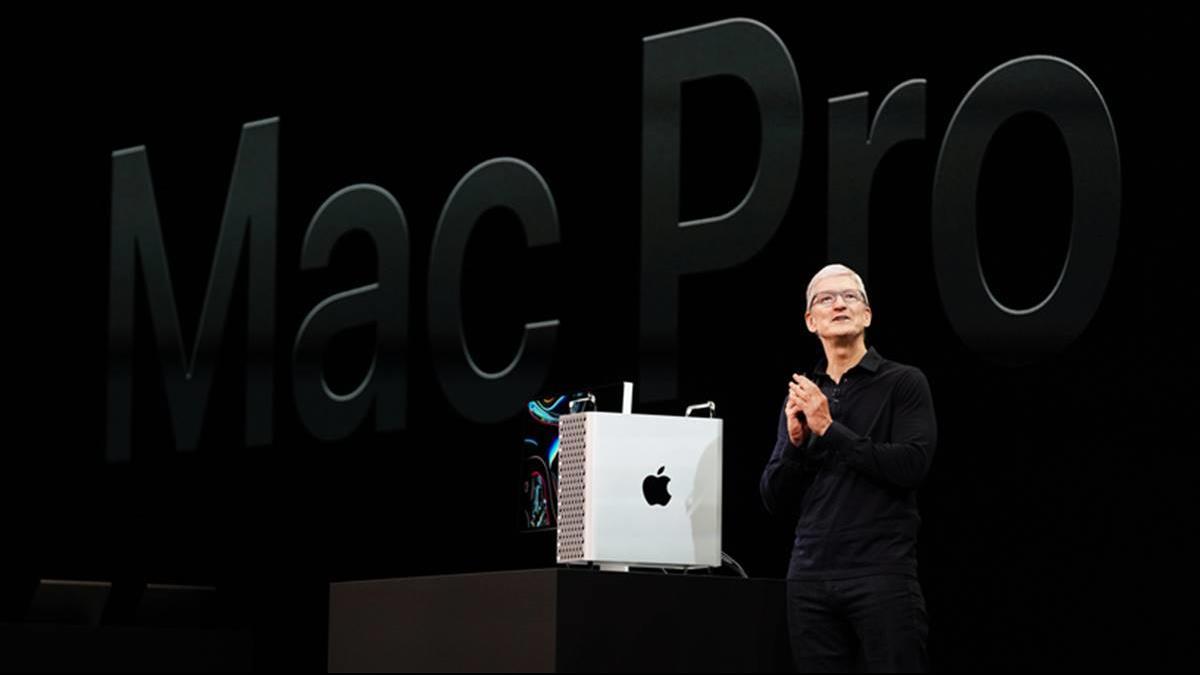 新一代Mac Pro18萬起!主機可裝輪子拖著走