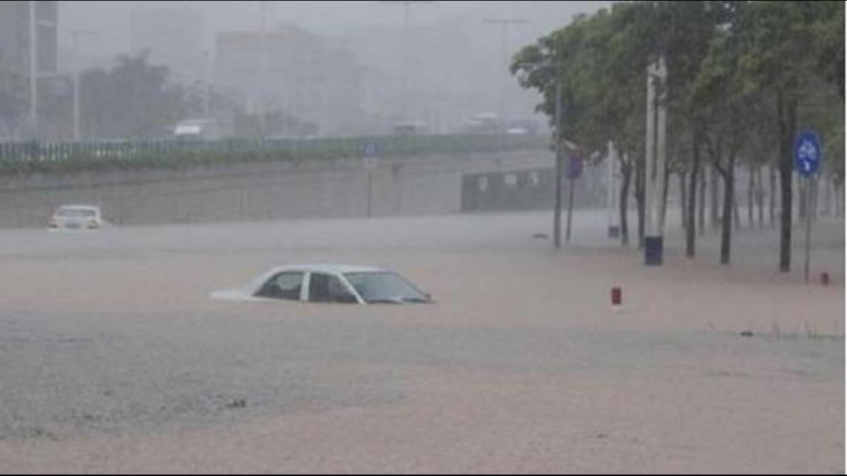 連淹水都不怕!這地方車主顛覆你對停車的想像