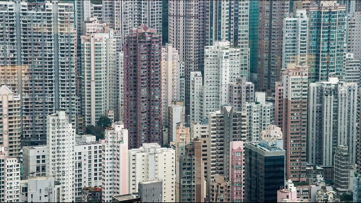 每坪220萬!香港房價再飆天價 台網友嘆:RIP