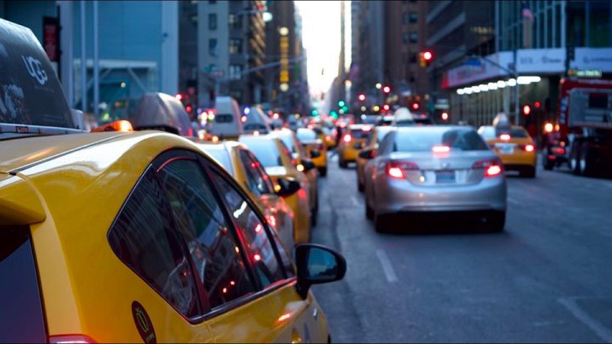 計程車為何是黃色?1年竟可省4388萬修車費