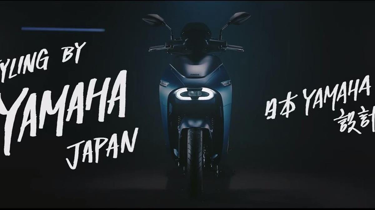 帥!Gogoro電池共用首例 YAMAHA電動車EC-05亮相