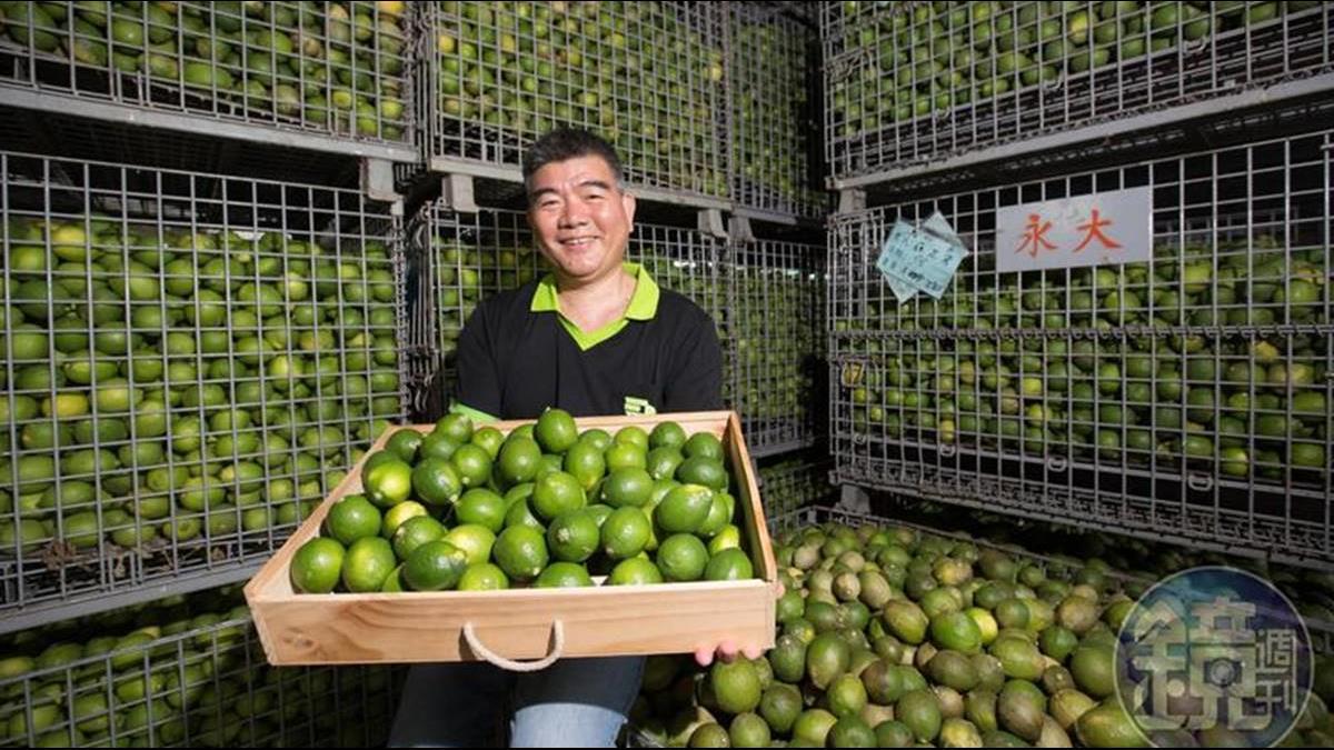 賣檸檬年收6.7億!他創業連4敗靠1招成功翻身