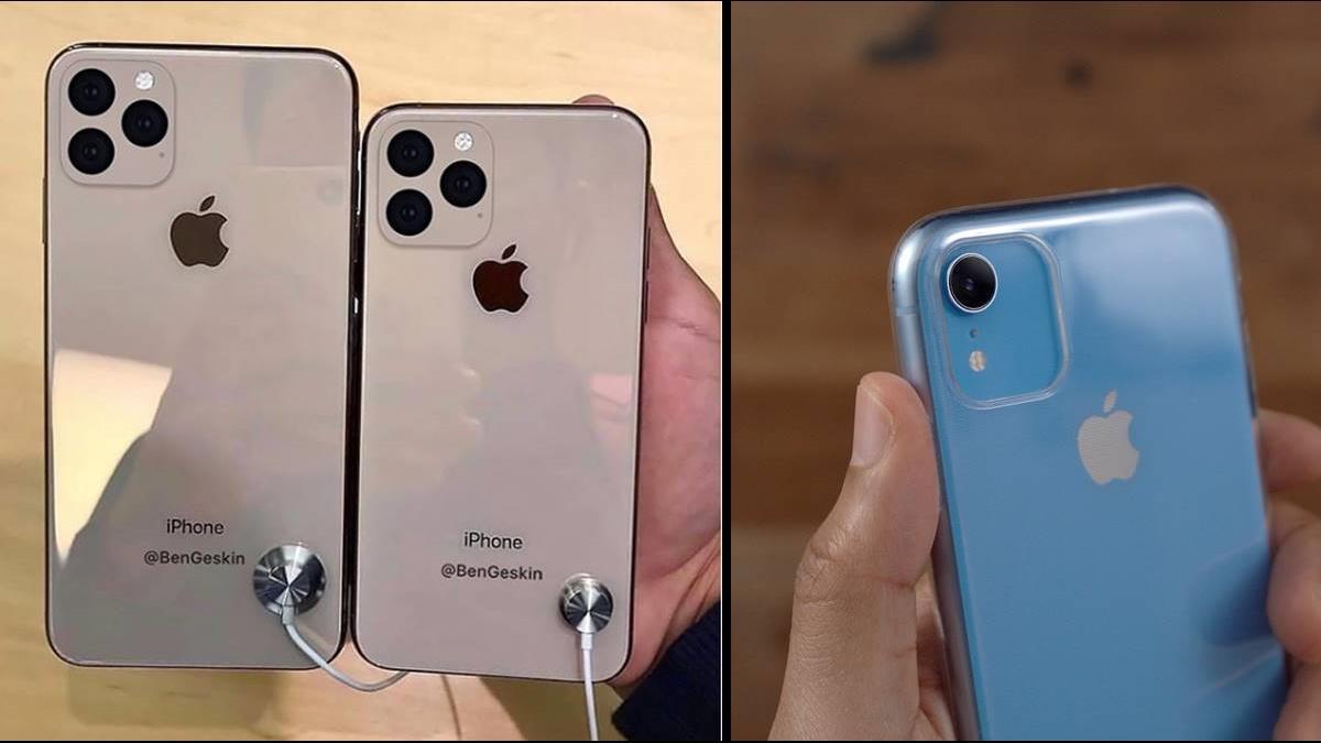 iPhone11渲染圖外流?果粉崩潰:史上最醜