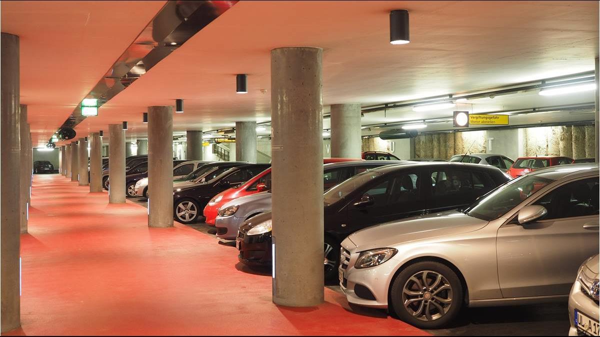 同樓層停車位為何價差20萬?1張圖看出5玄機