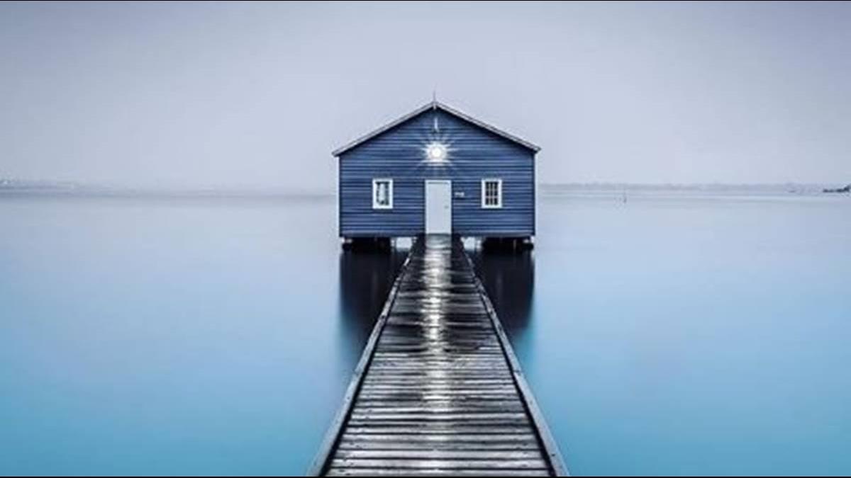 藍屋碼頭成打卡熱點!政府砸870萬蓋太陽能公廁
