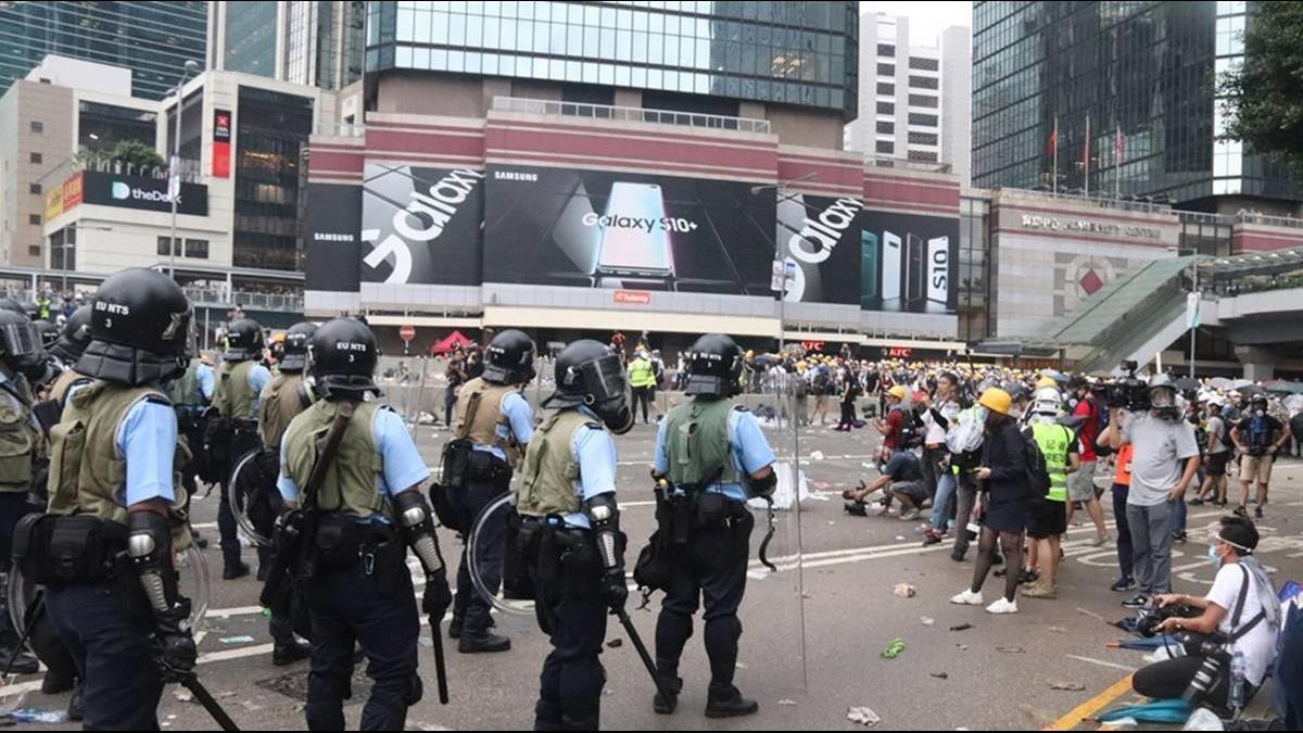 535億土地招標延後?香港反送中曝房市警訊