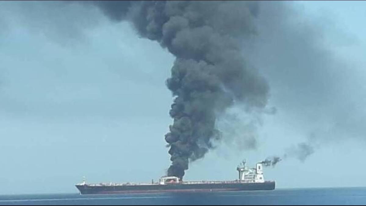 中油油輪遇襲損800萬!下周汽柴油小幅調升