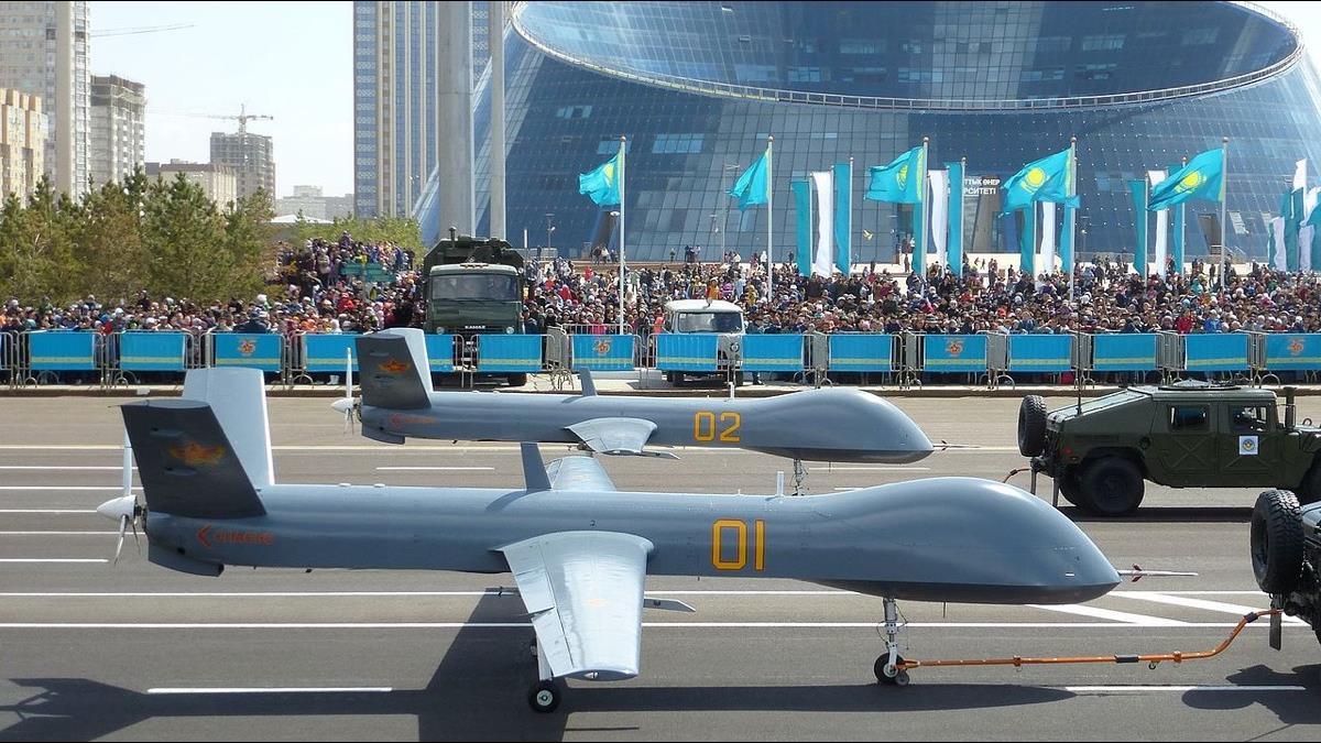 墜毀失聯自行返回?陸研發3千萬超狂無人機