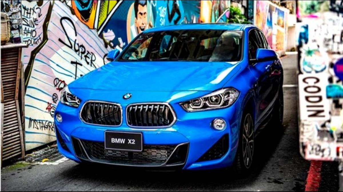 188萬起!2020年式BMW X2配備升級正式抵台