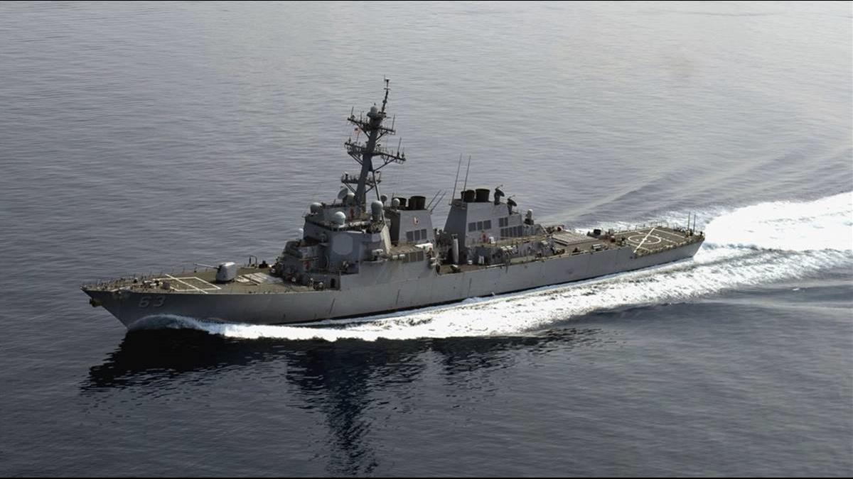 美參院通過國防授權法 支持美艦定期通行台海