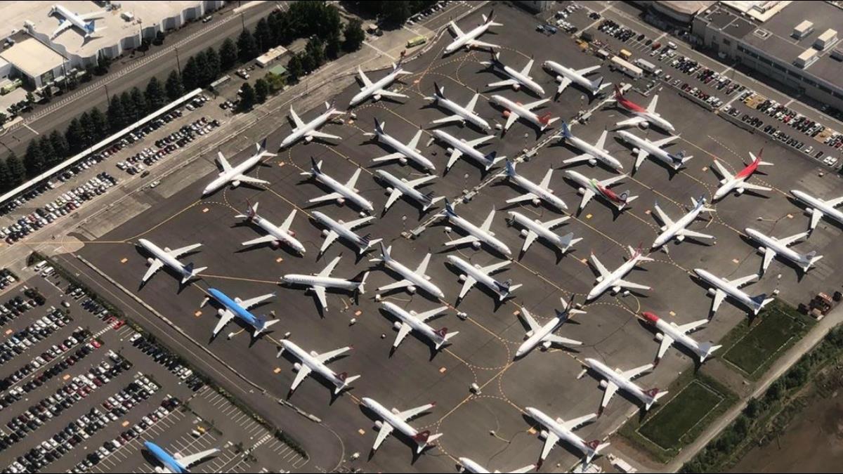 停放1架要6萬!波音737 MAX竟與員工搶停車場