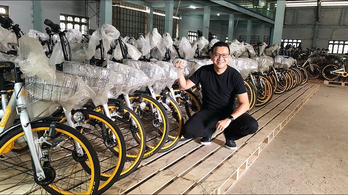 1台464元買遺骸!他收購共享單車轉送緬甸學生