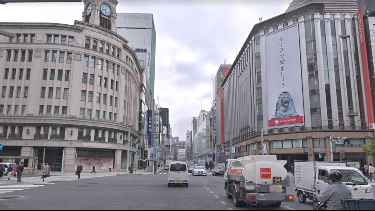 2019日本最貴地段是東京這處!0.3坪要價1307萬