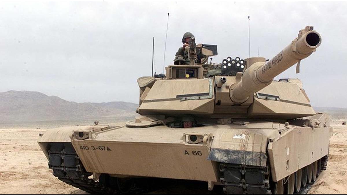 美M1A2軍售案程序完成!地表最強戰車將抵台