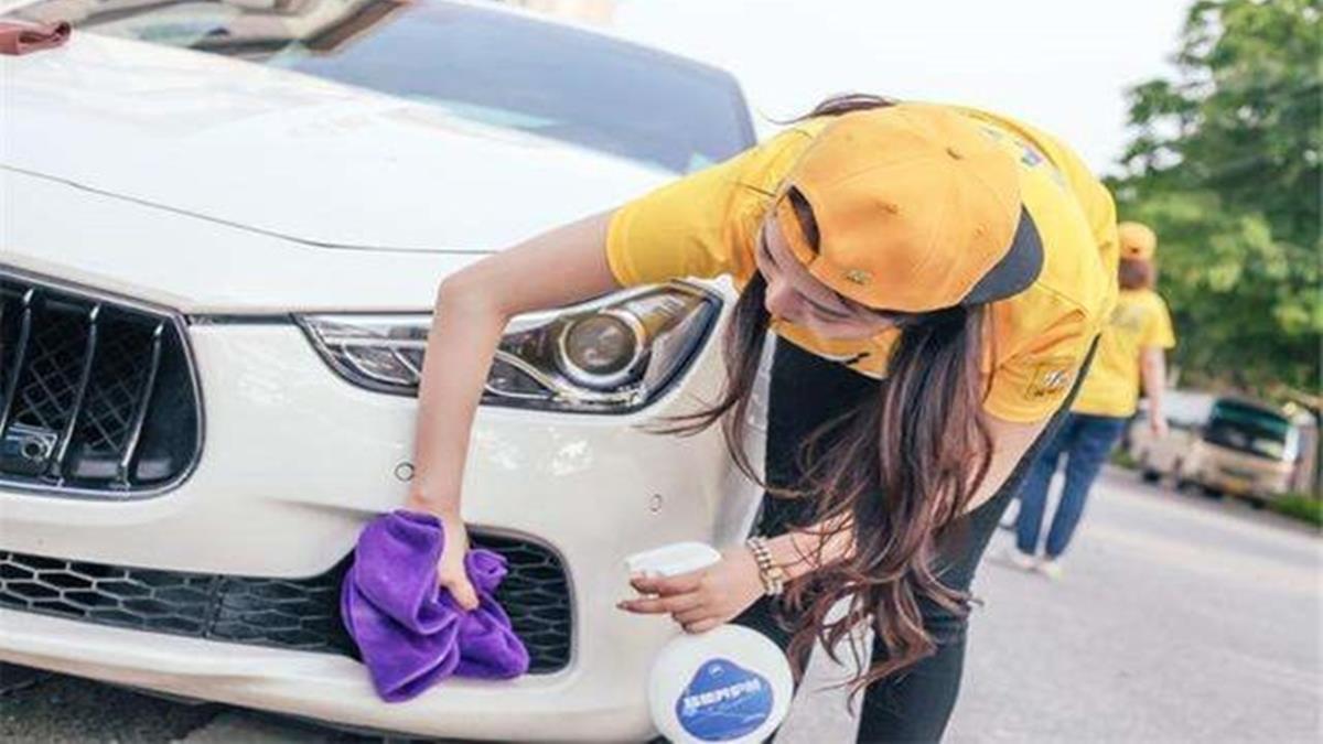 再也不用去洗車行了!德國推超好用洗車神器