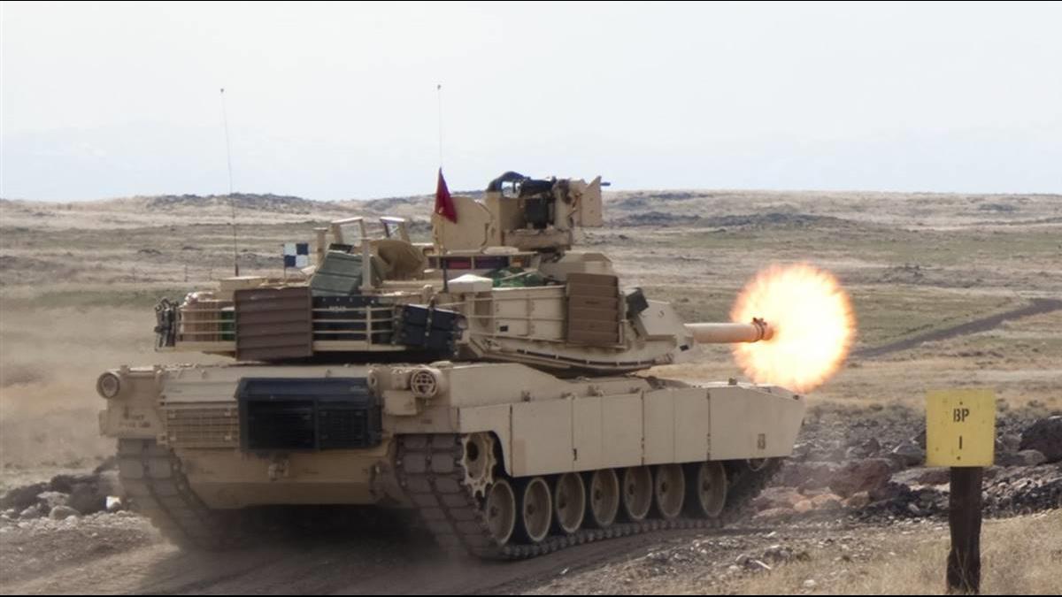 美國務院正式批准!售台108輛M1A2地表最強戰車