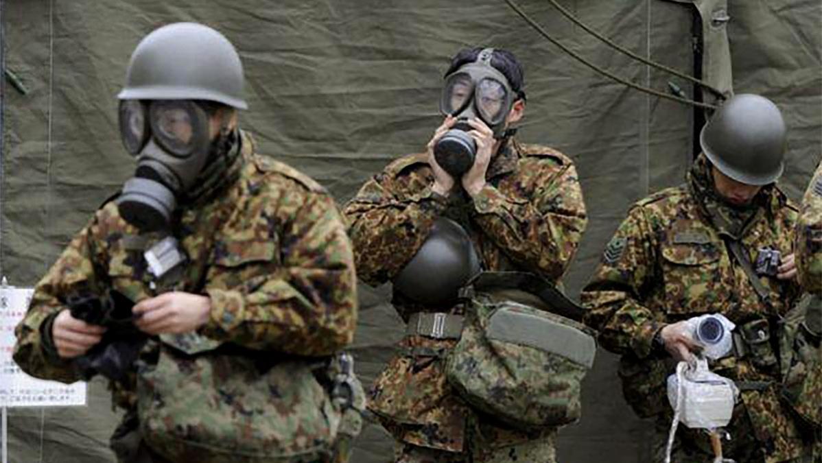 日軍驚爆二戰使用化武?史學家曝百頁報告解密