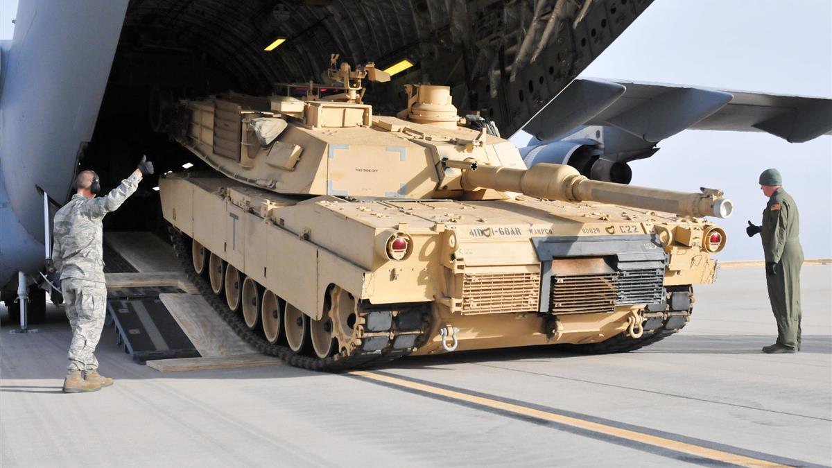 挑戰習近平?美售台客製化M1A2戰車次型號曝光