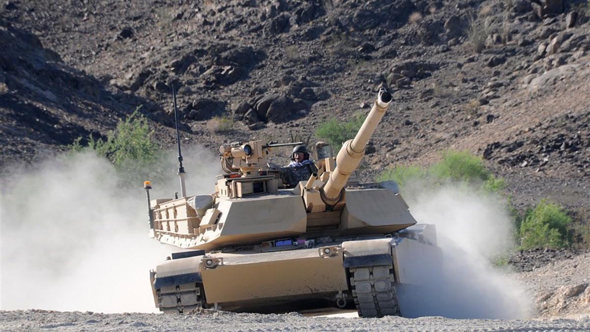 M1A2T不是對手?陸媒嗆聲2秘密武器輕鬆犯台