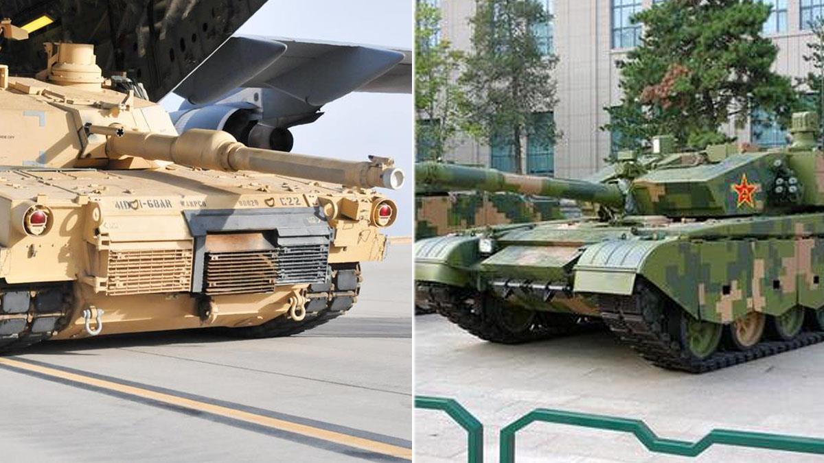 M1A2T將登台!陸媒撂話:離武統僅一步之遙