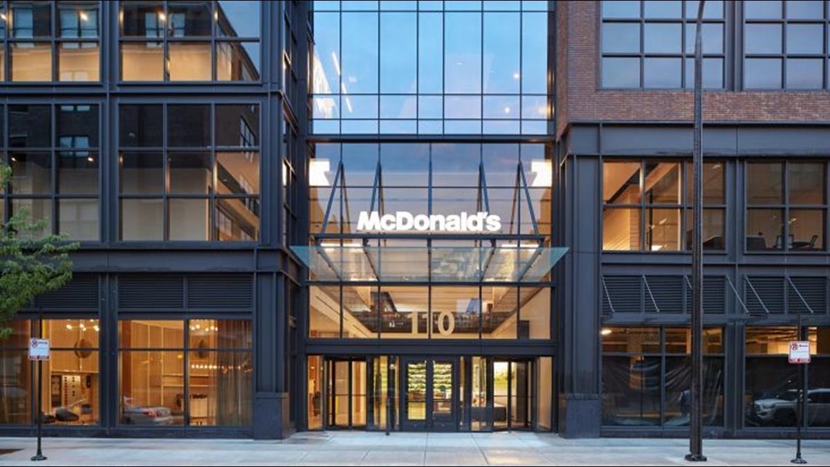 砸77億打造摩登辦公室!麥當勞芝加哥總部曝光