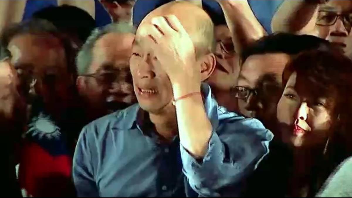 韓國瑜勝初選帶旺 胞弟韓國瑤中天生技直奔漲停!